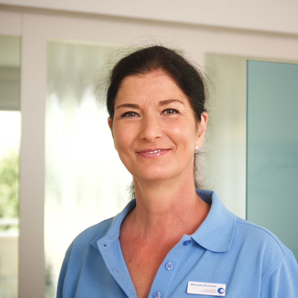 Team der Frauenarzt-Praxis Christina Zauner, Regensburg - Manuela Kreutzer