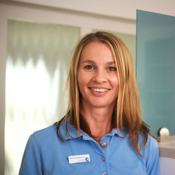 Team der Frauenarzt-Praxis Christina Zauner, Regensburg - Michaela Eglmeier